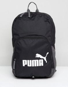 Черный рюкзак Puma Phase 07358901 - Черный