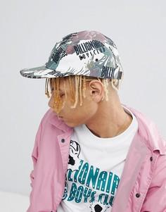 5-панельная кепка с принтом Billionaire Boys Club - Мульти
