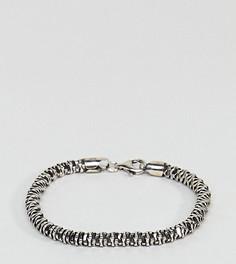 Серебряный браслет-цепочка Seven London - Серебряный