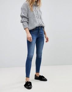 Темные джинсы скинни Jdy - Синий