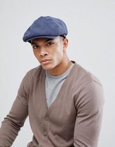Плоская кепка Barts Jamaica - Темно-синий