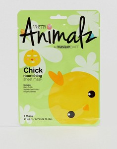 Маска-салфетка Pretty Animalz - Бесцветный Masque Bar