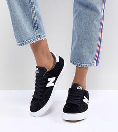 Черные кроссовки New Balance 210 Skate - Черный