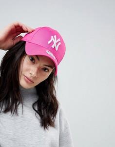 Розовая кепка New Era 9Forty - Розовый