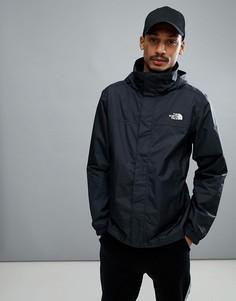 Черная непромокаемая куртка с капюшоном The North Face Resolve 2 - Черный