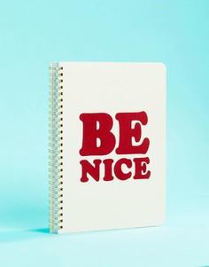 Блокнот Ban.Do Be Nice - Мульти