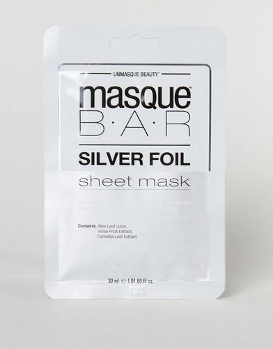 Питательная маска‑салфетка MasqueBAR - Серебряный