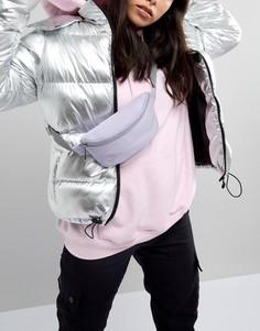 Эксклюзивная сумка-кошелек на пояс сиреневого цвета Mi-Pac - Фиолетовый