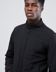 Куртка Харрингтон Selected Homme Sports - Черный