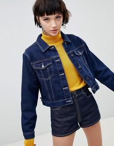 Джинсовая куртка New Look - Синий