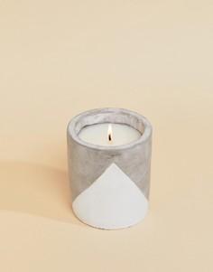 Свеча с ароматом табака и пачули Paddywax Urban - 12 унц - Мульти