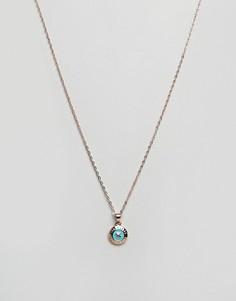 Ожерелье с подвеской Ted Baker Elvina - Золотой