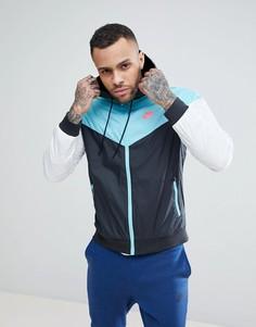 Куртка Nike Windrunner 727324-015 - Черный