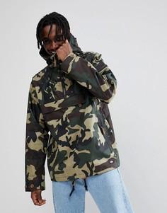 Куртка с камуфляжным принтом Dickies Pollard - Зеленый