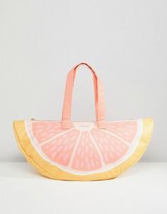 Сумка-холодильник в форме грейпфрута Ban.Do - Мульти