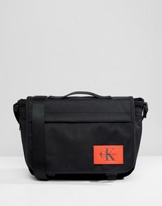 Сумка почтальона Calvin Klein Sport Essential - Черный
