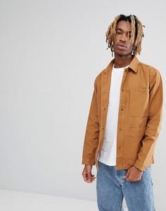 Коричневая куртка Dickies Brookview - Коричневый