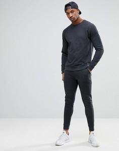 Темно-серый спортивный костюм ASOS - Серый