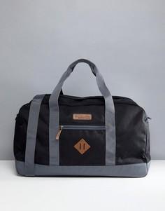 Черная сумка дафл Columbia 30 л - Черный