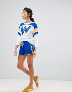 Спортивные шорты Wrangler Retro - Синий