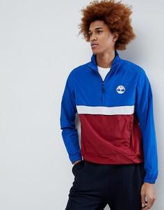 Складывающаяся куртка в стиле колор блок с воротником-труба Timberland - Мульти