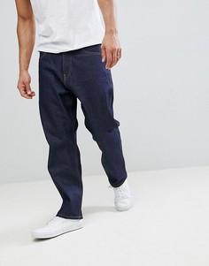 Синие прямые брюки классического кроя Carhartt WIP Toledo - Синий