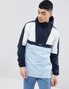 Куртка в стиле ретро без застежки Nicce London - Темно-синий