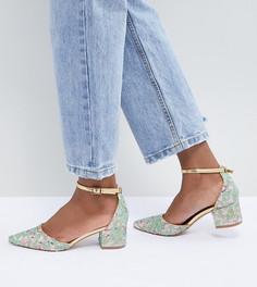 Туфли на каблуке с декоративной отделкой ASOS DESIGN - Мульти