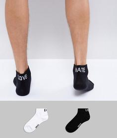 Набор их 2 пар носков с принтом Levis - Мульти Levis®