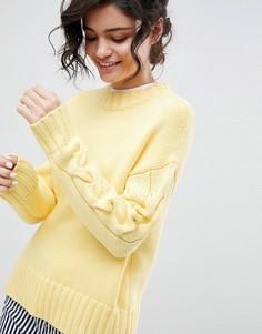 Джемпер 2NDDAY - Желтый