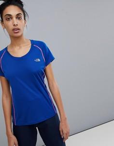 Синяя футболка The North Face Womens Ambition - Синий