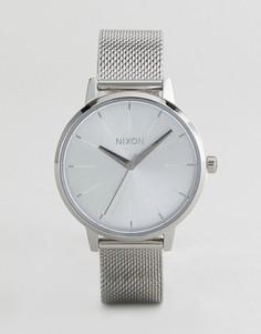 Часы Nixon A1229 Kensington Milanese - Серебряный