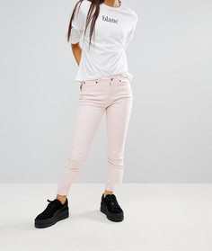 Джинсы скинни Noisy May - Розовый