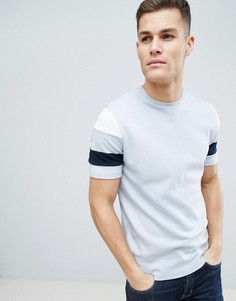 Серая футболка с принтом River Island - Серый