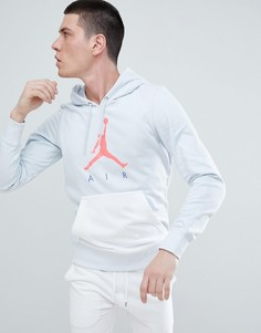 Серый худи Nike Jordan Air AJ0805-043 - Серый