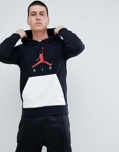 Худи черного цвета Nike Jordan AJ0805-010 - Черный