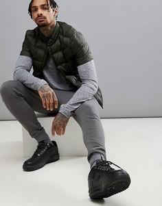 Стеганая куртка ASOS 4505 - Зеленый