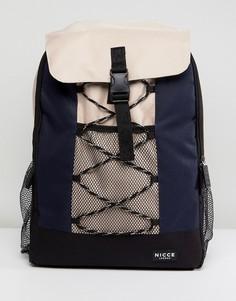 Светло-бежевый рюкзак Nicce London Explorer - Светло-бежевый