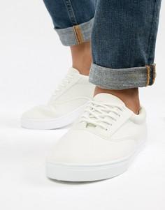 Белые кеды New Look - Белый