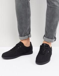 Черные сетчатые кроссовки Jack & Jones - Черный