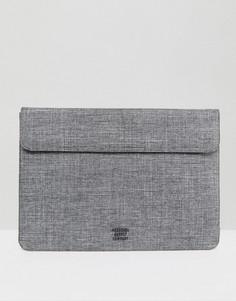 Чехол для ноутбука с диагональю экрана 15 дюймов Herschel Supply Co Spokane - Серый