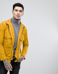 Желтая куртка на молнии Pretty Green Portsmouth - Желтый