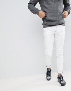 Белые джинсы скинни ASOS DESIGN - Белый