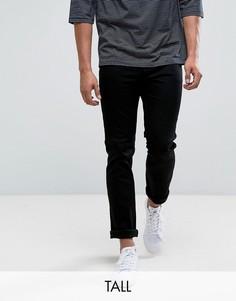 Черные узкие джинсы Cheap Monday TALL Sonic - Черный