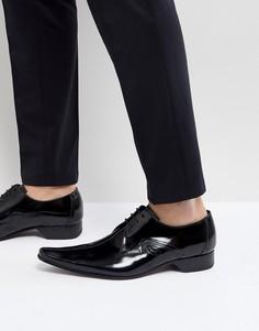 Черные туфли Jeffery West Pino - Черный