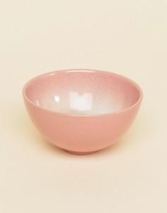 Розовая керамическая чаша Sass & Belle - Мульти