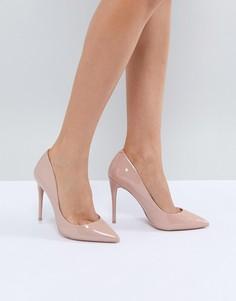 Туфли-лодочки на каблуке ALDO - Бежевый