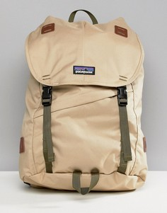 Бежевый рюкзак объемом 26 л Patagonia Arbor - Бежевый