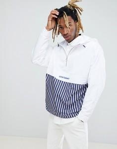Нейлоновая куртка ASOS x Unknown London - Серый
