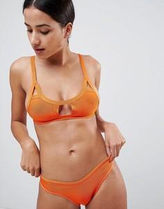Плавки-бикини Missguided - Оранжевый